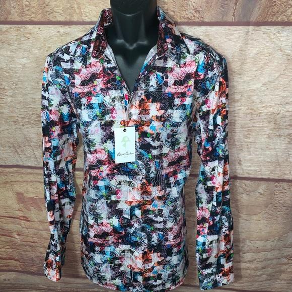 Robert Graham Other - Robert graham Button down shirt men's large new